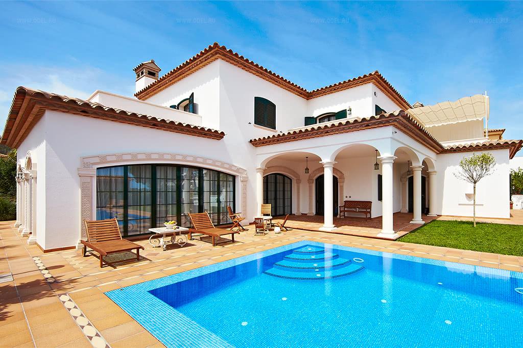 Испанская вилла фото купить дом в марселе франция недорого